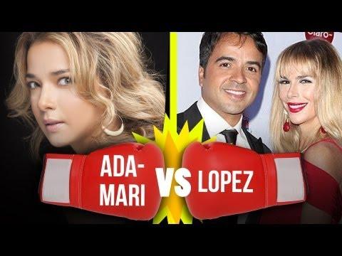 Esposa de Luis Fonsi y Adamari López Batallan!