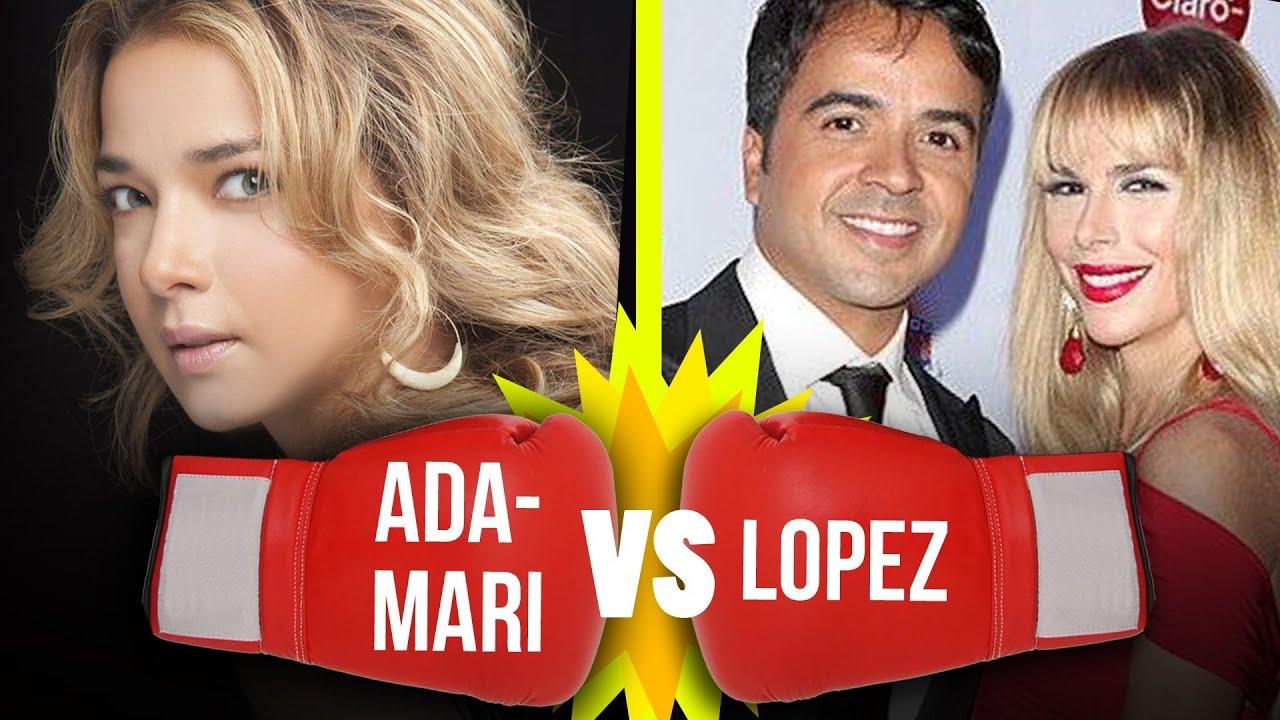 Esposa De Luis Fonsi Y Adamari Lopez Batallan Youtube