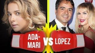 Esposa de Luis Fonsi y Adamari López Ba...