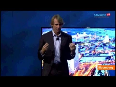 Watch Director Michael Bay's Meltdown During CES
