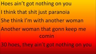 Gucci Mane ft. Wiz Khalifa Nothing On You Lyrics