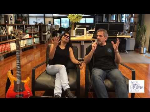 Interview with Jeff Beck bassist Rhonda Smith