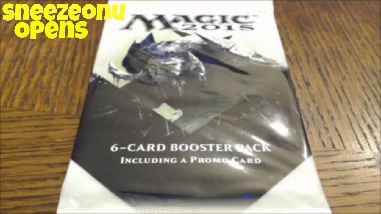 MTG M15 DOTP Promo Booster