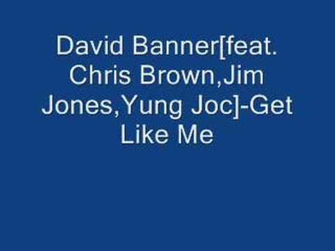 David Banner-Get Like Me