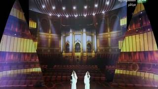 فديو من فعليات مركز الشيخ جابر الأحمد الثقافي احتفاء بخادم الحرمين الشريفين