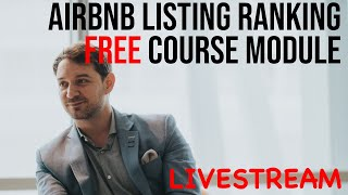 Gambar cover SEO Course module for Airbnb | how to manage your Airbnb listing for ranking CRACKING SUPERHOST