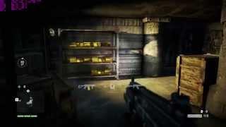 Far Cry 4 Gameplay ! R9 270 Mix high/very high 720p