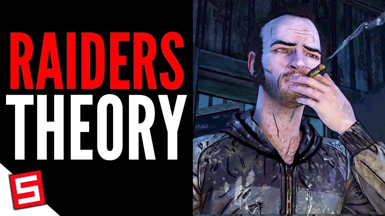 Raiders Theory Twd Season 4 Episode 2 Theory Telltales The Walking Dead Final Season Episode 2