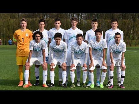 U15 turnir narodov: Slovenija - Anglija