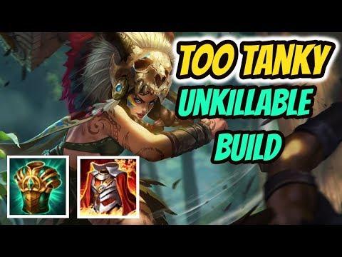 TAARA CONQUEROR SOLOQ | Tribal Chief Taara Skin Gameplay