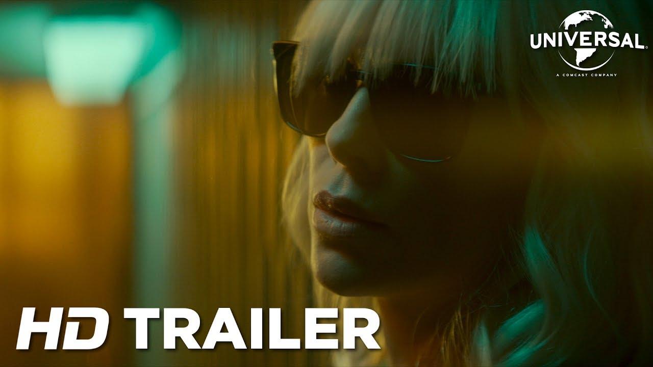 Atomic Blonde   Trailer 3