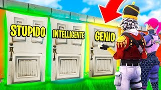 """IF YOU SOLVE THIS MAP, YOU'RE A GENIUS! - FORTNITE """"IMPOSSIBILE"""""""