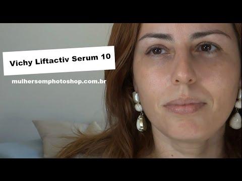 Resenha Vichy Liftactiv Serum 10