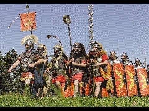 Roman Conquest of Britain | The Gradual Process of Invasion | Military