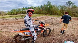 DIRT BIKES AND WARM WEATHER... thumbnail