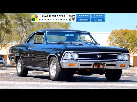 1966 Chevrolet Chevelle SS ( 396ci /375HP ) FOR $ALE / (517