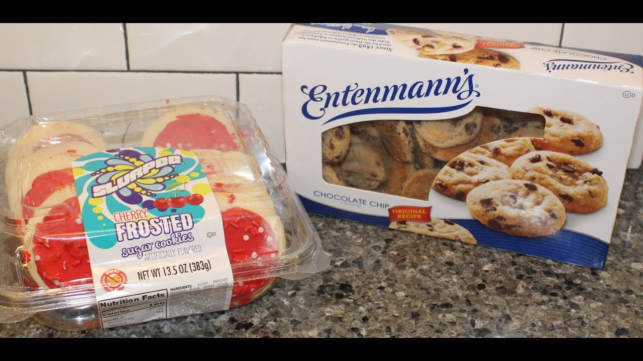 Entenmann S Chocolate Chip Cookies Review