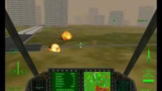 Comanche 4 mission w/ Logitech Force 3D