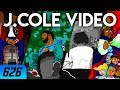 J.Cole Middle Child Animation