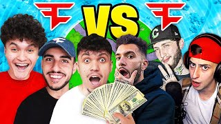 FORTNITE ZONE WARS with the FAZE HOUSE - $10,000 Challenge