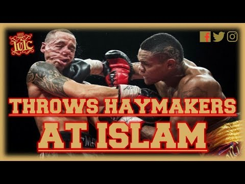 IUIC: Throwing Straight Haymakers At Islam!!