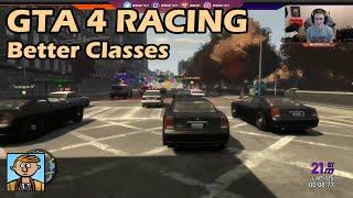 Better Car Classes - GTA 4 Racing #3