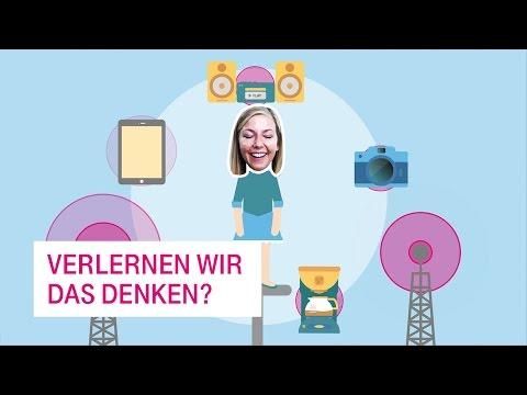 Social Media Post: Generation digital – verlernen wir das Denken? - Netzgeschichten
