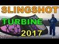 KITEWORLD TV: Видео обзор кайта Slingshot Turbina 2017