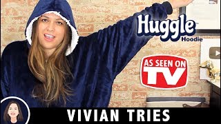 Huggle Hoodie Review - Testing As Seen on TV Products