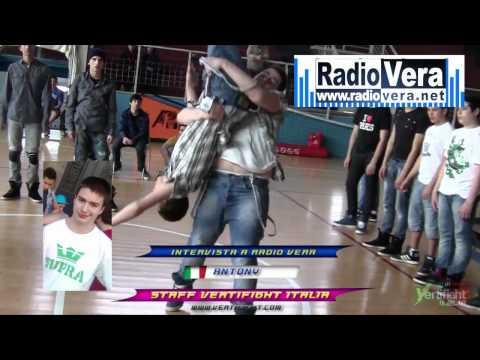 Antony (Vertifight Italia) intervista @ Radio Vera 23.10.2011