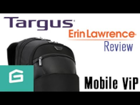 Review: Targus Mobile ViP Backpack