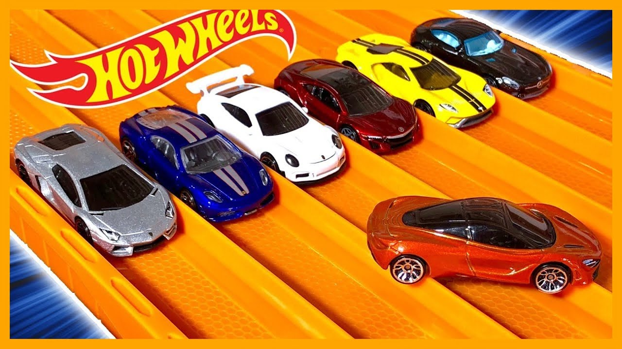 720 is even fast as a Hotwheel!