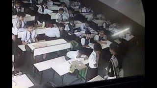 ये है वो जालिम टीचर जिसने 3 मिनट में मासूम को जड़े 40 थप्पड़, देखिए वीडियो