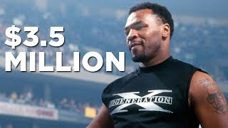 8 Incredible WWE Paydays You Won't Believe