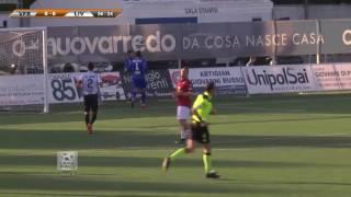 Virtus Francavilla-Livorno 0-0, II fase playoff, andata