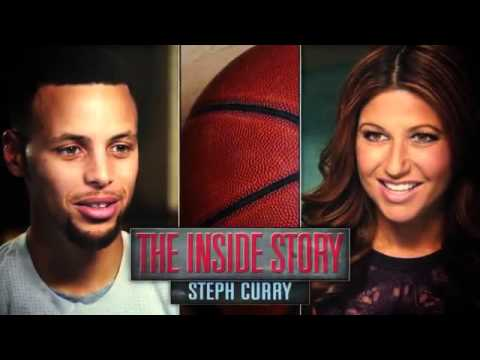 Interview Stephen Curry With Rachel Nichols | 11.24.2015