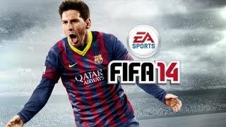 Fifa 2014 Demo gameplay Dortmund vs Ac Milan Dutch