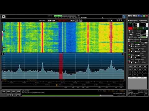 Medium wave DX: Radio Progresso 890 kHz, Chambas, Cuba, copied in the woods