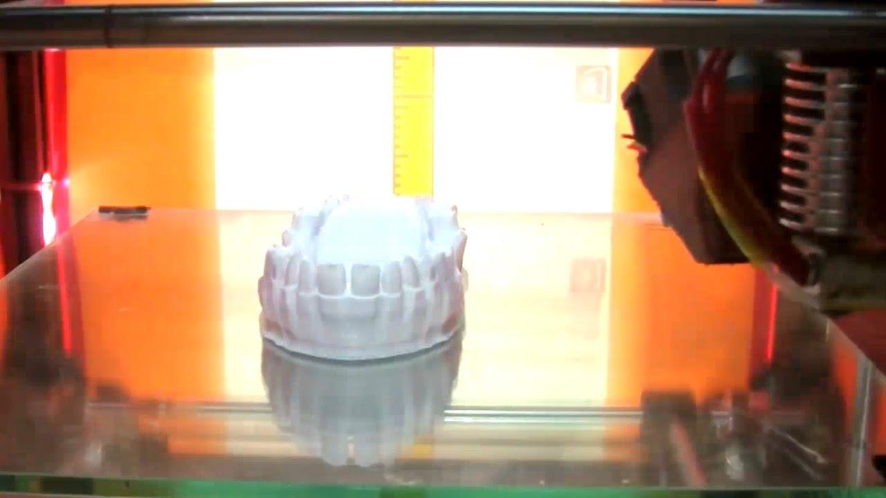3D printer 司人形 第2.1回 - Yo...
