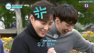 Video [ENG SUB] HOTSHOT's Hello Korea Episode 1 (Part 1/2) download MP3, 3GP, MP4, WEBM, AVI, FLV April 2018
