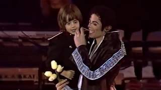 Download Michael Jackson - Heal The World - Live Auckland 1996 - HD Mp3 and Videos