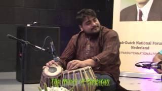 Tabla and Sarod instrumental performance in The Hague