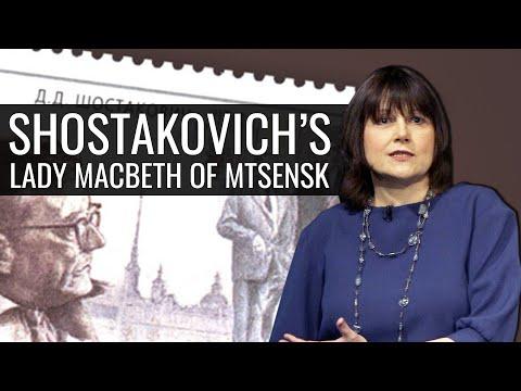 Shostakovich's Lady Macbeth of Mtsensk