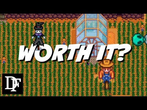 stardew valley how to make a scarecrow