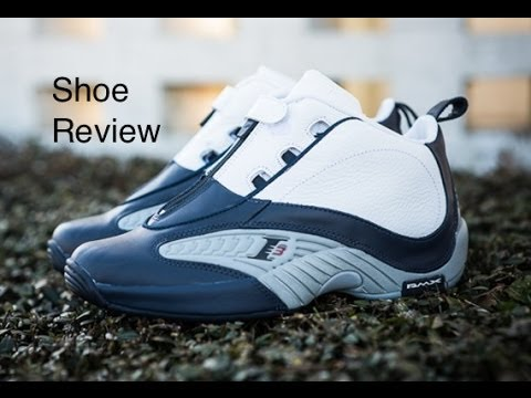 Iverson Shoes Answer