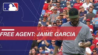 Jaime Garcia heads to free agency again