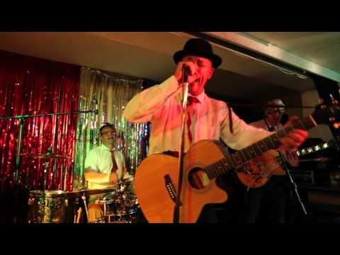 Gene Gambler and the Shufflers at Roys big 50 party
