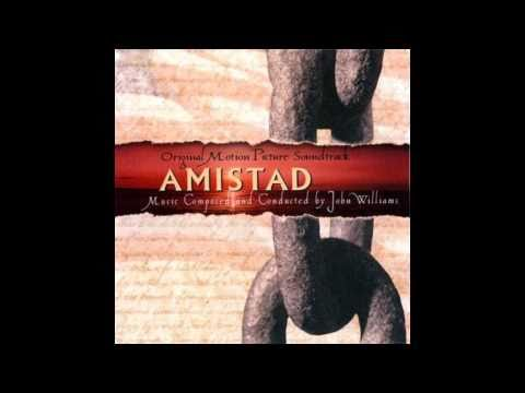 Amistad Soundtrack - 14 Dry your Tears, Afrika (Reprise)