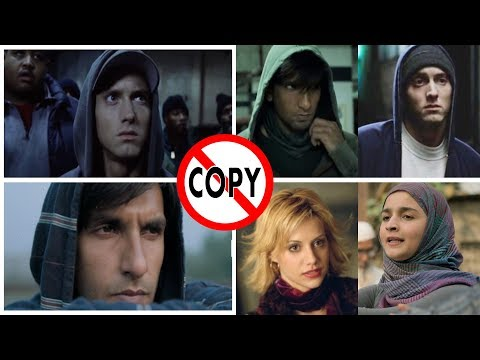 Gully Boy Trailer : Is Ranveer Singh-Starrer Gully Boy Is COPY Of Eminem's 8 Mile ? Mp3