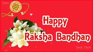 Rakhi Greetings, Quotes, SMS message, Whatsapp wishes from Sister to brother, Happy Raksha Bandhan